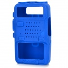 Protective Silicone Case for Baofeng 5R / 5RA / TYT / Quansheng / Puxing + More - Blue