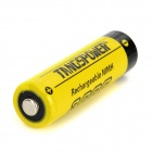 TANGSPOWER 1.2V 2500mAh Ni-MH Rechargeable AA Batteries - Black + Yellow (4 PCS)