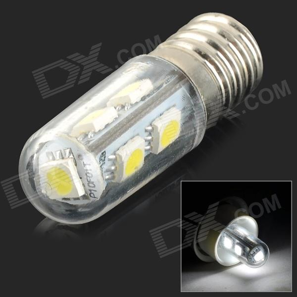 HH42 E14 1W 7-SMD 5050 LED Neutral White Light Lamp (AC 220V)