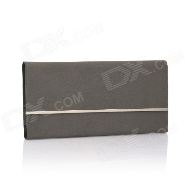 DOOGEE Universal Imitated Microfiber PU Leather Case for DOOGEE 5.0 Phones - Grey блуза mango mango ma002ewafmd2