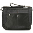 OIWAS Fashionable Nylon Sport Cover Opening Messenger Bag - Grey