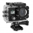 "Water Resistant FPV 2.0"" LTPS CCD Wide Angle Sports DV Camera w/ Wi-Fi"