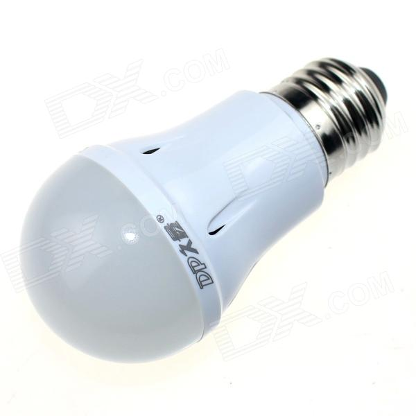 DP DP-QP5W04 E27 5W 400lm 6500K 28-SMD 2835 LED White Light Bulb - White (AC 180~220V)