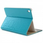 Flip Open PU Case w/ Stand / Auto-Sleep for 7.9'' Xiaomi MIUI Mi Pad - Blue