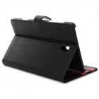 Flip Open PU Leather Case w/ Stand for 8.4'' Samsung Tab S T700 - Black