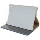 Flip Open PU Case w/ Stand / Auto-Sleep for 7.9'' Xiaomi MIUI Mi Pad - Deep Blue