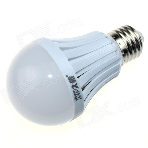 DP DP-QP5W03 E27 5W 400lm 6500K 30-SMD 2835 LED White Light Bulb - White (AC 220~240V)