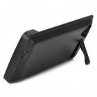 3800mAh Backup Battery Case w/ Holder for LG NEXUS 5 - Black