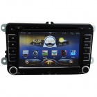 7'' HD Capacitive Screen 1080P Display Android 4.2 OS Car GPS Navigation DVD Player for Volkswagen