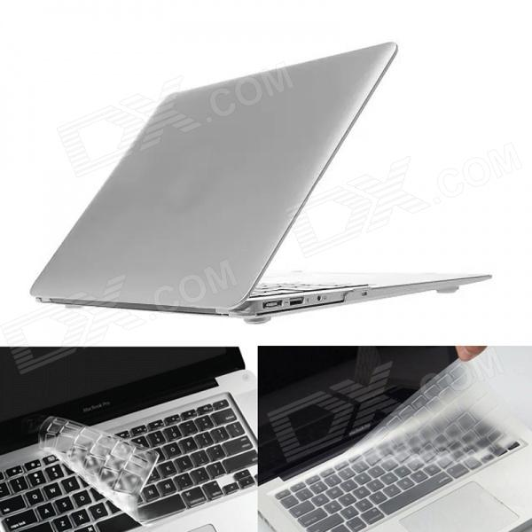 ENKAY Protective PC Full Body Case and TPU Keyboard Film for MacBook Air 13.3