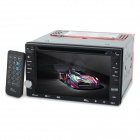 STC-6011 Universal 6.2'' Touch Screen Windows 7 Car DVD Player w/ GPS Navigator - Black + Grey