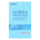 Protective Mirror + Clear PET Screen Protector Set for LG G3 - Transparent