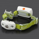 Pange Multi-function 3-Mode White + Red 200lm Camping Headlamp / Lantern w/ Cree XP-E Q5 (1 x 14500)