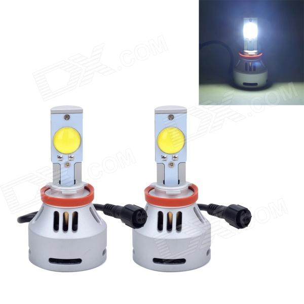 H8 / H11 36W 3200lm 6500K Cree-Custom-Made LED White Headlight / Foglight for Car (12~24V / 2 PCS) от DX.com INT