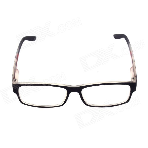 SYS0076 3.0 Diopter Reading Presbyopic Glasses - Black
