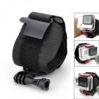 Sportguard Adjustable Wrist Mount Belt Rotate Strap w/ Screw for GoPro Hero 3+ / 3 / 2 / 1 / SJ4000