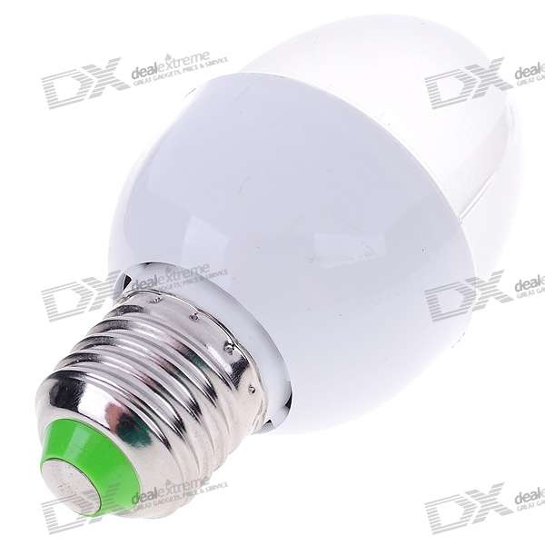 Cheap E27 2w 38 Led White Light Energy Saving Light Bulb 110 220v Ac