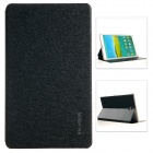 KALAIDENG Protective PU Leather Case Cover w/ Stand for Samsung Galaxy TAB S 8.4 / T700 - Black