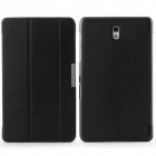 Mr.northjoe PU Leather Flip Open Case w/ Stand for Samsung Galaxy Tab S 8.4 T700 - Black