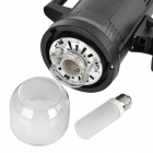 Godox GS300 50W Xenon Photo Studio / Stage Flash lampe / Strobe Light - svart (AC 200 ~ 240V)