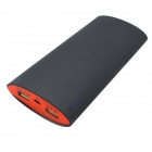 ODEM 7800mAh Portable Power Bank for IPHONE / Samsung / HTC / Xiaomi - Black