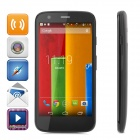 "MOTO G Android 4.4 Quad-core WCDMA Bar Phone w/ 4.5"" IPS, Wi-Fi, GPS and ROM 16GB - Black"