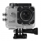 "SJ4000 Water Resistant HD 1080P 1.5"" TFT CMOS Sports DV Camera Camcorder w/ Wi-Fi - Silver + Black"