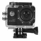 "SJ4000 Water Resistant HD 1080P 1.5"" TFT CMOS Sports DV Camera Camcorder w/ Wi-Fi - Black"
