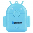 Robot Style Universal Wireless Bluetooth V3.0 Selife Remote Controller for iOS / Android Devices
