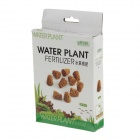 I-079 Water Plant Fertilizers for Aquarium Fish Tank - Brown (10 PCS)