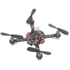 NEJE Gravity Sensor Operated Crazyflie Nano Quadcopter Kit for Android Cellphone - Black