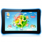 "VENSTAR K7 7"" Android 4.2.2 Dual-Core Kid's Pad Tablet PC w/ Dual Camera, 512MB RAM, 8GB ROM - Blue"