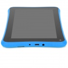 "Venstar K7 7 ""Android 4.2.2 Dual-Core Pad Tablet PC Kid w / Dual Camera, 512 Mo de RAM, 8 Go de ROM - Bleu"