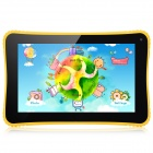 "Venstar K7 7 ""Android 4.2.2 Dual-Core Kid Tablet PC w / Dual-Kamera, 512 MB RAM, 8 GB ROM - Gelb"