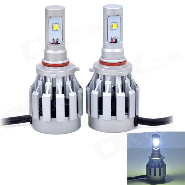 9005 26W 2000lm 6500K 2 x Cree XM-L2 White Light Car Headlight / Foglight (DC 12~24V / 2 PCS) от DX.com INT