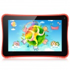 "Venstar K7 7 ""Android 4.2.2 Dual-Core Kinder Auflage-Tablette PC w / Dual-Kamera, 512 MB RAM, 8 GB ROM - Red"