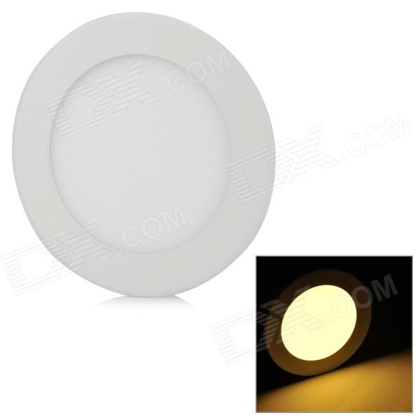 XUNRUIXING QFL-THD-9W 9W 660lm 3200K 45-SMD 2835 LED Warm White Ceiling Light - White (AC 85~265V)