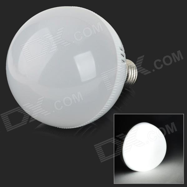 YouOKLight TS003 E27 12W 900lm 6500K 24-SMD 5730 LED White Light Bulb - White (AC 220V)