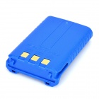 BaoFeng Replacement 7.4V 1800mAh Li-ion Battery for Walkie Talkie UV-5R / 5RA / 5RD - Blue