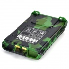 BaoFeng Replacement 7.4V 1800mAh Li-ion Battery for Walkie Talkie UV-5R / 5RA / 5RD - Camouflage
