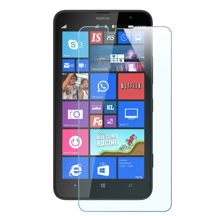 Mr.northjoe 0.3mm 2.5D 9H Tempered Glass Film Screen Protector for NOKIA Lumia 1320 protective matte frosted screen protector film guard for nokia lumia 900 transparent