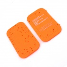 Handy Magnetic Repairing Screwdriver Tool Set for IPHONE / Cellphone - Orange + Black