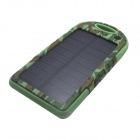 ODEM 5000mAh Waterproof Solar External Bank-AT camoufler