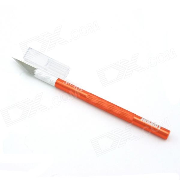 Precision Aluminum alloy Carving Knife Tool - Orange