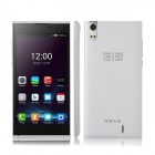 "Elephone P10 MTK6582 Quad-core Android 4.4.2 WCDMA Bar Phone w/ 5"", 1GB RAM, 16GB ROM, GPS - White"