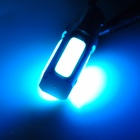 Marsing 1157 Blue Car 20W 7000K 4 COB LED Ice luz de freio / Foglight (12-24V / 2 PCS)