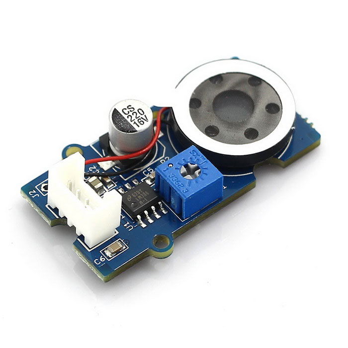 Seeedstudio COM05051P Speaker Module with Grove Interface for Arduino thumbnail