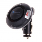 BT06 Car Cigarette Lighter Charger Bluetooth 2.0 Hands-free Kit w/ Speaker - Black