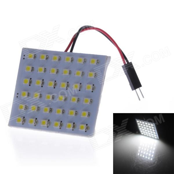 LY585 T10 / BA9S 3.6W 100lm 6000K 36 x 1210 SMD LED White Light Lamp Board