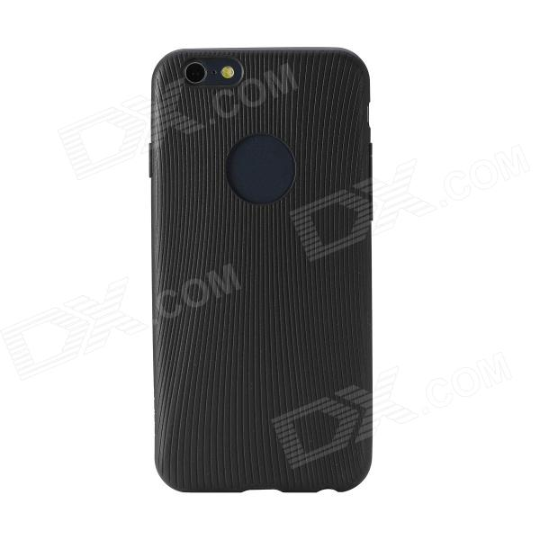 ROCK RK-ip6M Melody Series Texture Style Protective TPU Back Case for 4.7